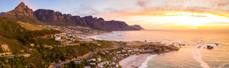 CapeTownPano from CliftonBeach
